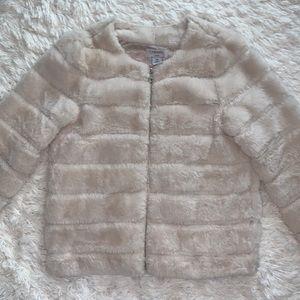Carmen Marc Valvo Coat Size Petite M